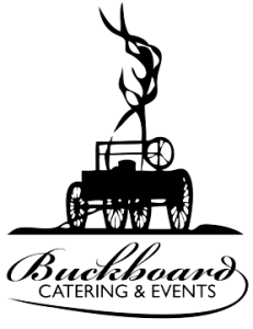 Buckboard Catering & Events logo